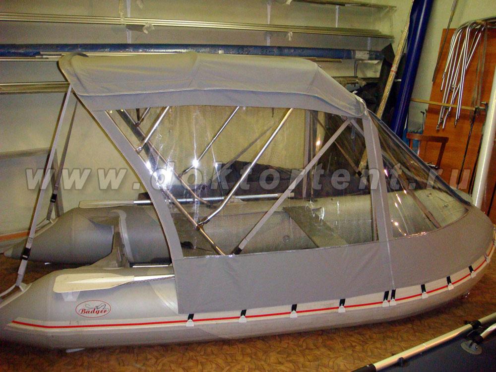 лодка пвх badger 340 характеристики