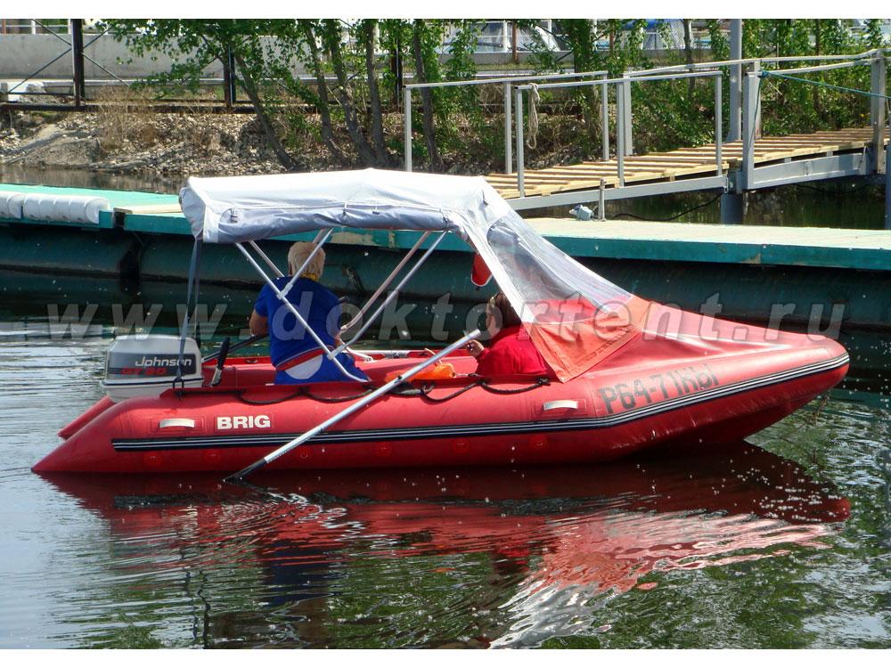 видео с лодок бриг