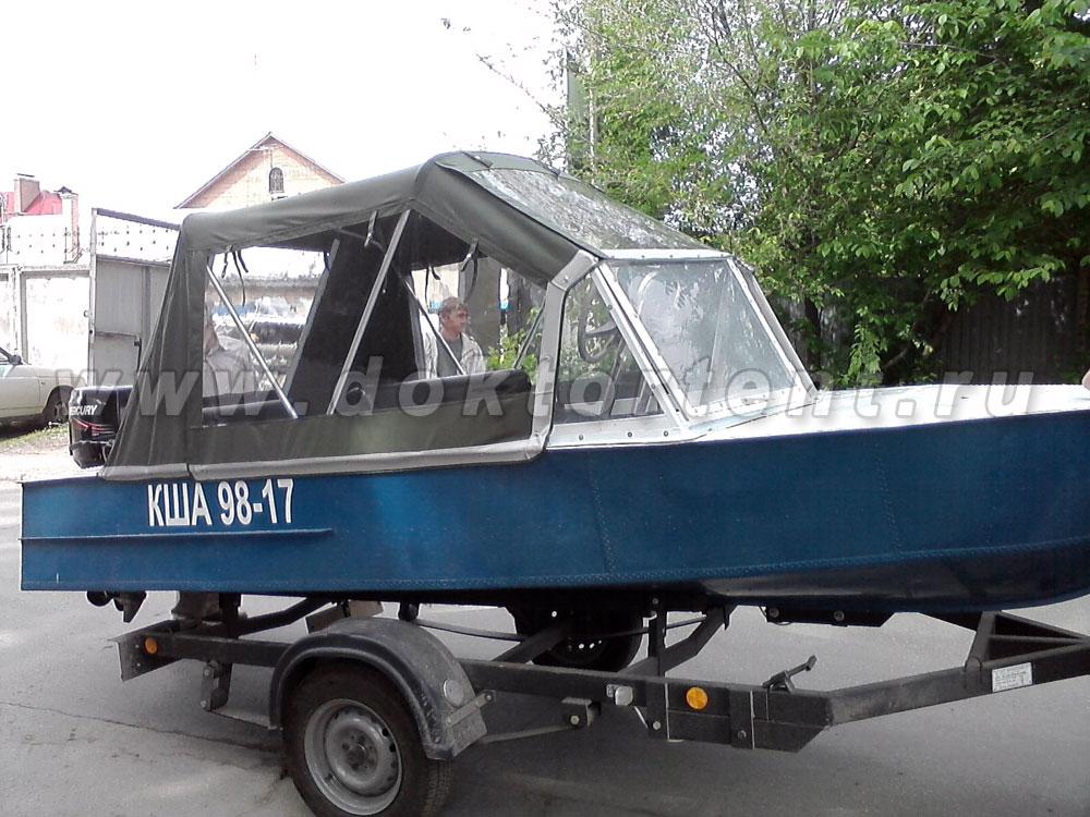 пошив тентов на лодки в астрахани