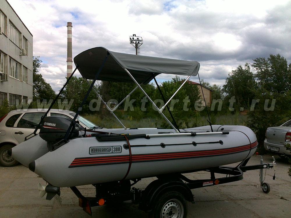 тент для лодки навигатор 380