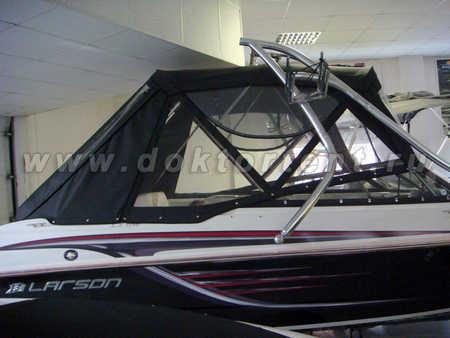 Доктор Тент - пошив тентов и чехлов для лодок, катеров, яхт, прицепов, мото и автотехники